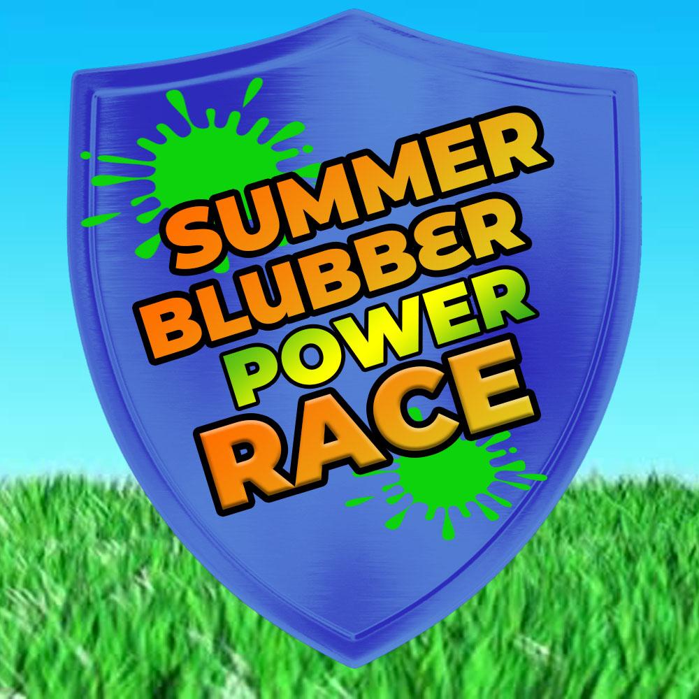 Summer Blubber Power Race 2019!